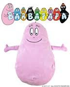 Cooper Barbapapa Hot-Water Bottle