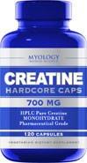 Myologie Creatine 700 mg / 120 Capsules