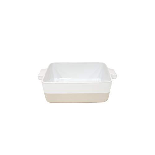 - Casafina Forma Collection Stoneware Ceramic Bakeware Square Baker 10