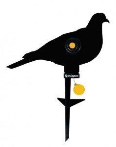 Remington Knockdown Target pigeon