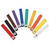 (Macho Rank Karate Belts - Black - Size 6)