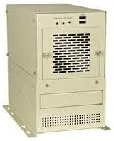 IEI Technology PAC-400GW-R11//A618A 5-Slot Half Size Industrial Chassis,White,1x 8cm Fan,with ACE-A618A-RS-R11 180W