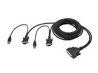 Belkin Enterprise Dual-Port USB KVM Cable from Belkin Components