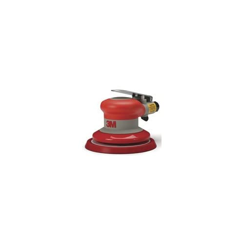 "3M Model 20317 5"" Pneumatic Orbital Sander - 20317 Pad Stik-it Adhesive-Backed Discs, Orbit Diameter 5 in, Details Use 5"" peel & stick disc with no holes 70%OFF"