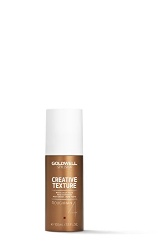 Goldwell Style Sign 4 Roughman Matte Cream for Unisex, 3.3 Ounce