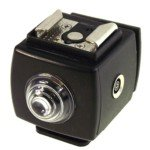 SEAGULL SYK-5 Hot Shoe Flash Light Remote Slave Trigger(PC Socket/Red-eye Reduction)