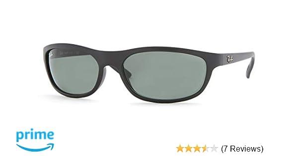 602d05f9c33 Amazon.com  Ray Ban Sunglasses Men RB4114 601S 71 Matte Black Greygreen  62mm Predator  Ray-Ban  Shoes