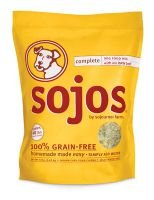 Sojos Complete Dog Food Mix - Beef 8lb.