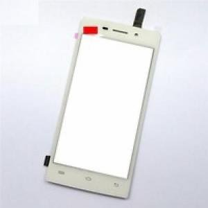 Generic Mobile Touch Screen Digitizer Glass for Vivo Y21L(White)