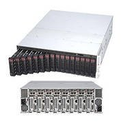 Supermicro Microcloud 5037mr-h8trf Barebone System - 3u Rack-mountable - Intel C602j Chipset - Socket R Lga-2011 - 128 Gb Maximum Ram Support - Serial Ata/600 Raid Supported