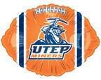 University Of Texas, El Paso Miners UTEP Football 18