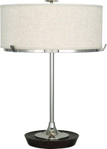 Robert Abbey S2740 Two Light Table Lamp ()
