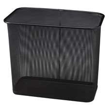 Rectangular Wastebasket, 30 Qt., 16