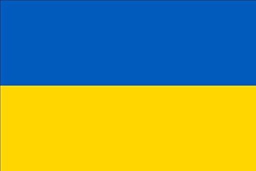 Ukraine - 3' x 5' Polyester World Flag