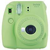 Fujifilm Instax Mini 9 Instant Camera - Lime Green(Renewed)