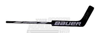 Tuukka Rask Boston Bruins Signed Autographed Junior Bauer Goalie Hockey Stick