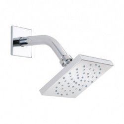 Hansgrohe 27403821 Universal Showerhead Square 120