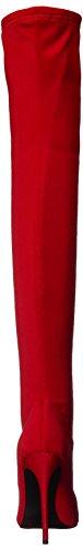 Madden Boot Dress Steve Women's Red Slammin 4UW7aRn7q