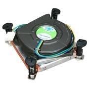 (Dynatron K2 1U Server & Workstation Active CPU Cooler - Intel® Socket 1155/1156)