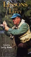 Lessons with Lefty - A Teaching Guide for Fly Casting by Lefty Kreh (Fly Fishing Tutorial ()