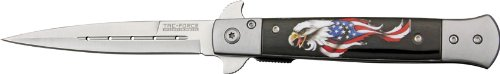 Tac Force TF-598E Assisted Opening Folding Knife 5-Inch Closed