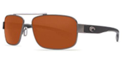 Sunglasses Costa Del Mar TOWER TO 22 OCP GUNMETAL COPPER 580P