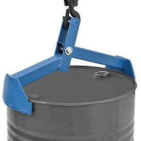 Salvage Drum Lifter for 55 Gallon Steel Drums - 1000 Lb. Capacity - 1 Each