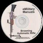 Browning Automaic Rifle (BAR) CD