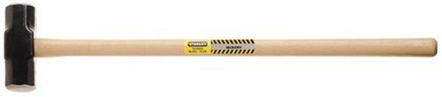 Stanley 56-816 16-Pound Hickory Handle Sledge Hammer