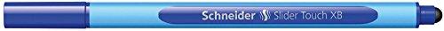 (Schneider Slider Touch Stylus Viscoglide Ballpoint Pen, Blue XB)