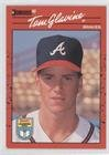 Tom Glavine (Baseball Card) 1990 Donruss - Learning Series #53 (Learning Series 1990)