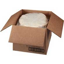 Mexican Original Heat Pressed White Flour Tortilla, 44 Ounce - 12 per case. by Mexican Original