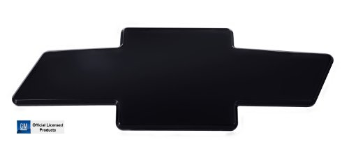 2006 Avalanche Grille Chevrolet (AMI 2001-2006 Chevrolet Avalanche WITHOUT CLADDING Front Grille Bowtie Emblem - Black w/o Border)