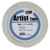Art Alternatives Economy White Artists Tape - 1 Inch X 60 Yards by Art Alternatives