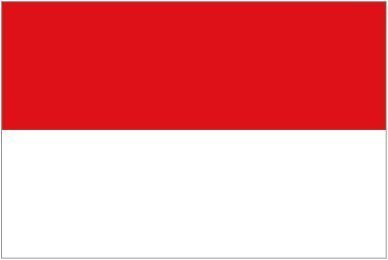Top Brand Indonesia 3X2 Flag - Band Indonesia