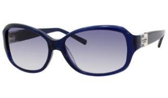 Kate Spade Sunglasses - Annika/S / Frame: Navy Lens: Gray Gradient