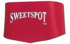 「オリジナル」Sweet Spot サッカーシューズバンド B000ZK82W8 レッド レッド