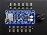 Audio IC Development Tools VS1053 Codec + MicroSD Breakout - MP3/WAV/MIDI/OGG Play + Record - v4