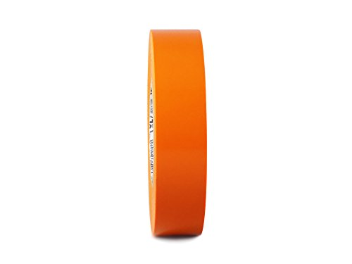 Purpose Electrical - T.R.U. EL-766AW Orange General Purpose Electrical Tape 3/4
