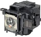 Replacement Lamp with Housing for EPSON EX7230 PRO with Ushio Bulb Inside