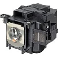 Replacement Lamp with Housing for EPSON PowerLite Home Cinema 730HD with Ushio Bulb Inside