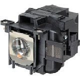 Replacement Lamp with Housing for EPSON PowerLite Home Cinema 2030 with Ushio Bulb Inside