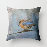 Busy Deals New Bluebird In Winter Pillowcase Home Decoration pillowcase covers