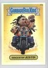 Disgustin' Justin (Trading Card) 2014 Topps Garbage Pail Kids Chrome Original Series 2 - [Base] - Refractor #47a...