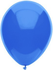 (100 Latex Balloons - 11 Inch - Periwinkle)