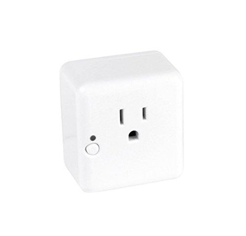 Samsung SmartThings Smart Outlet White F-CEN-APP-1