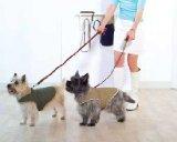 Dog Gone Smart Khaki - Dog Gone Smart Quilted Jacket, Khaki, X-Small
