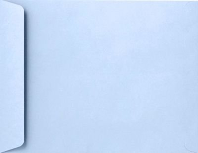 10 x 13 Open End Envelopes - Baby Blue (500 Qty.) | Perfect for Tax Season, Important Documents, Letters, Invoices or Statements | EX4897-13-500