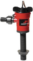 - Johnson Pump Aerator 500GPH 12V Straight Cartridge
