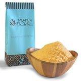 Grapefruit & Lemongrass Mediterranean Sea Bath Salt Soak - 5lb (Bulk) - Fine Grain
